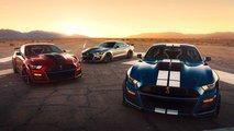 2020 Mustang Shelby Gt500 Vs Challenger Hellcat Camaro Zl1