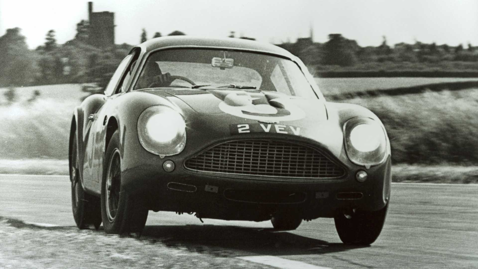Why The Aston Martin Db4 Gt Zagato Is Worth 13 Million Motorious