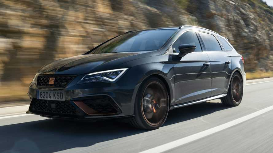 Hot Seat Leon Cupra R ST revealed with 365 bhp