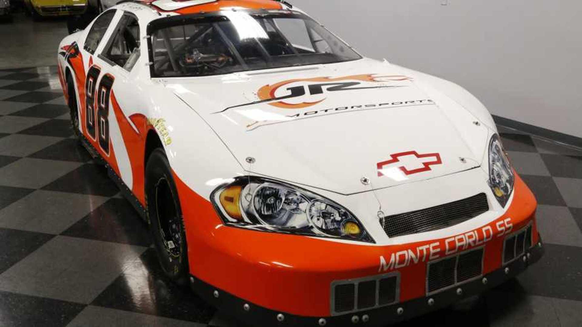 "[""2007 Chevrolet Monte Carlo SS #88""]"