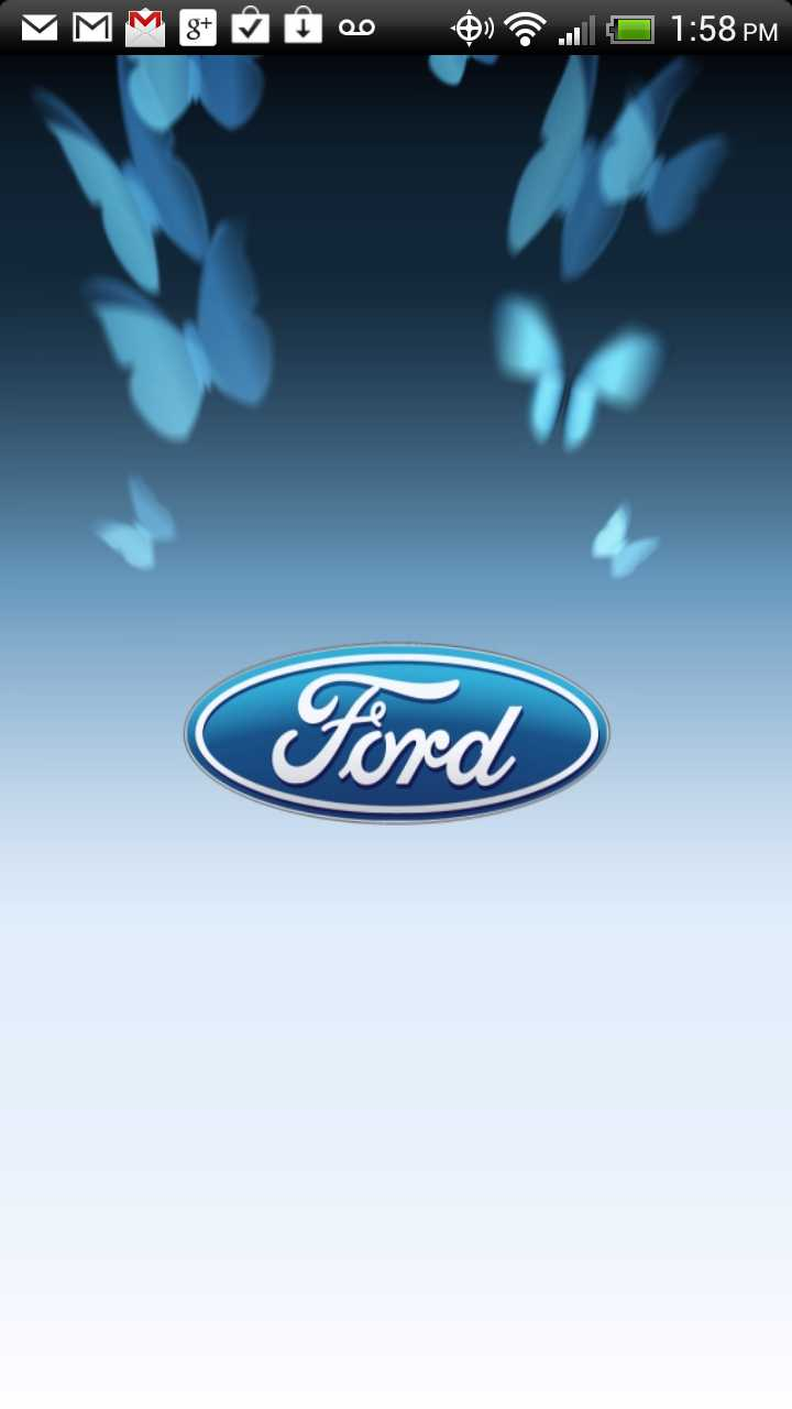 MyFord Mobile For Focus Electric...Car App King