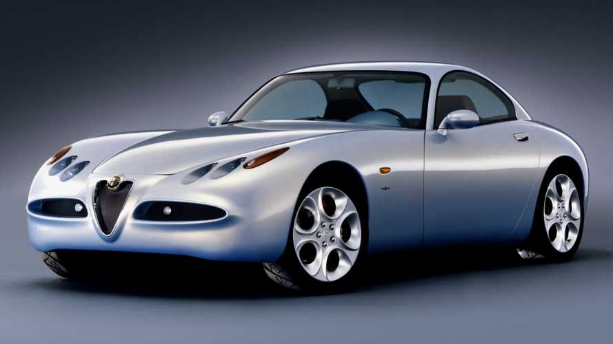 1996 Alfa Romeo Nuvola: забытые концепт-кары