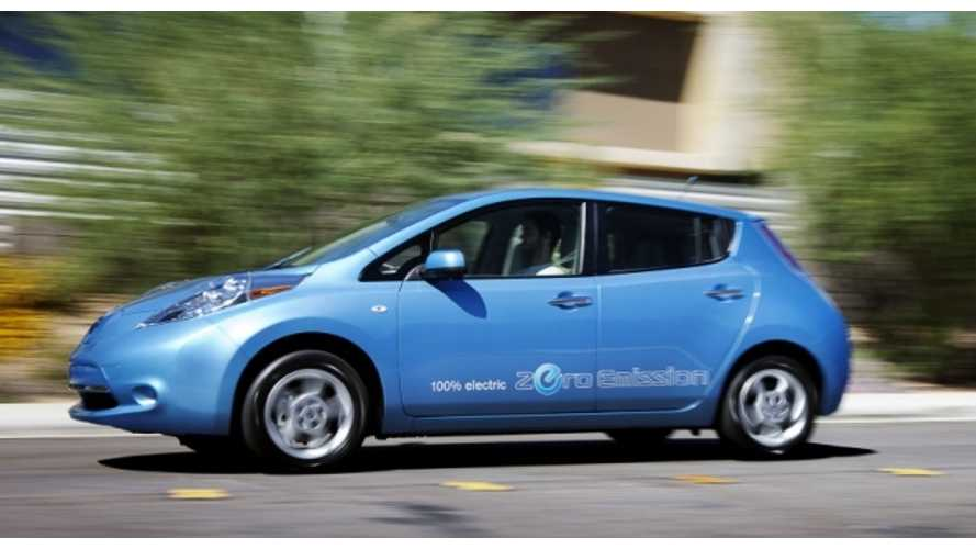 How Nissan LEAF Buyers Are Unique