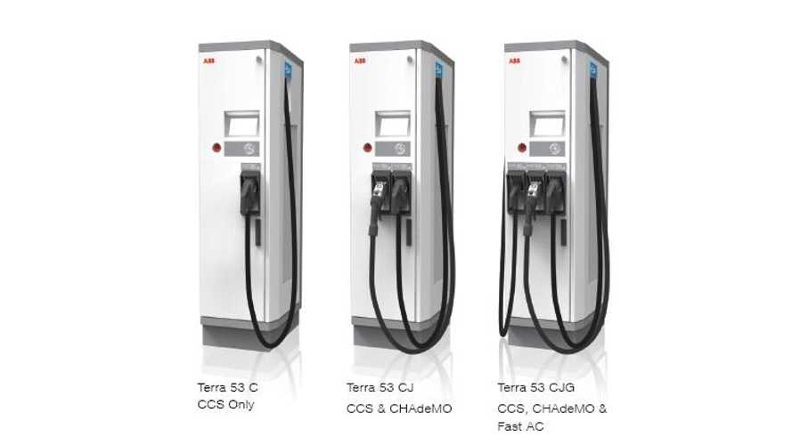 ABB First To Bring Combined Charging System, And Multistandard To Market