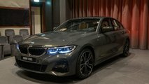 2019 BMW 3 Series Sedan Dravite Gray Metallic