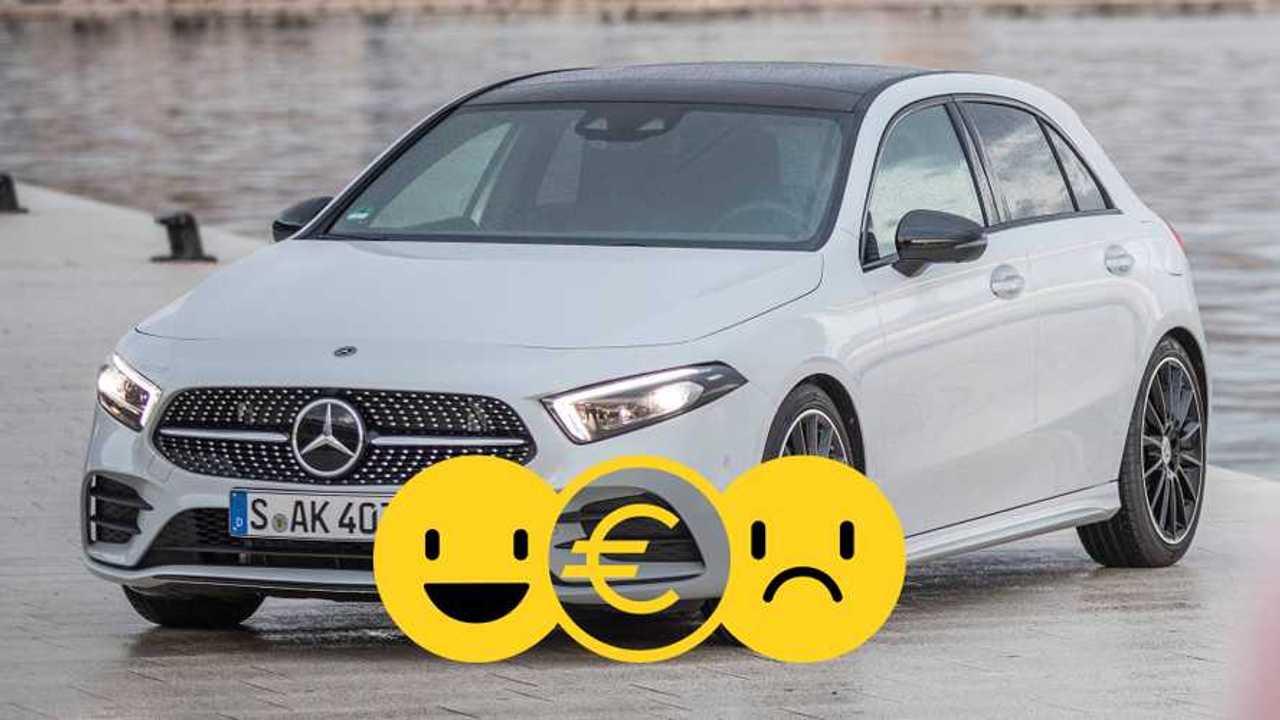 Promozione Mercedes Classe A