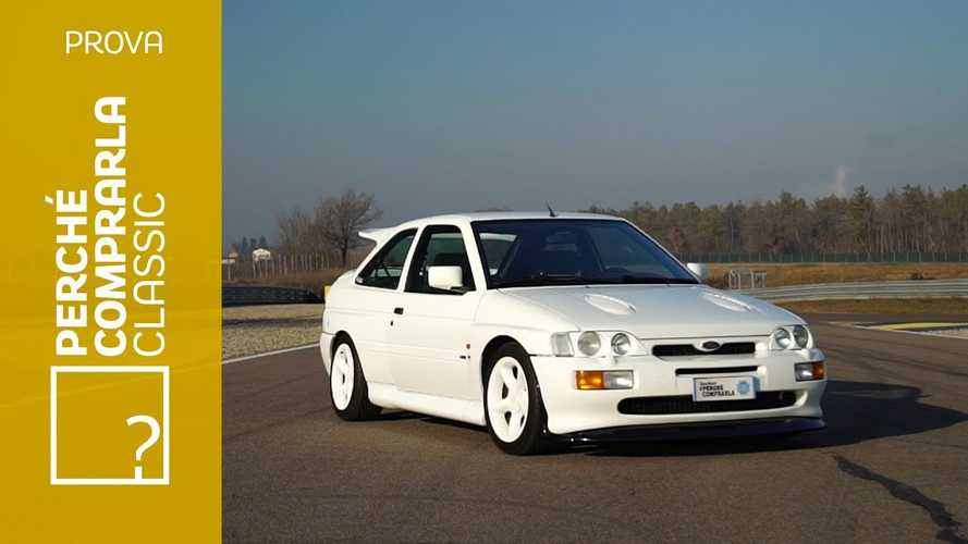 Ford Escort RS Cosworth, perché comprarla… classic