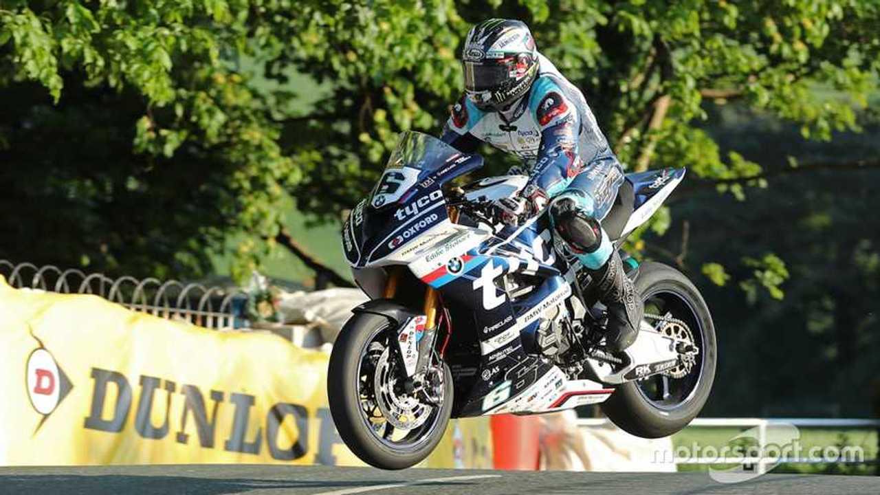 Michael Dunlop at Isle of Man TT 2018