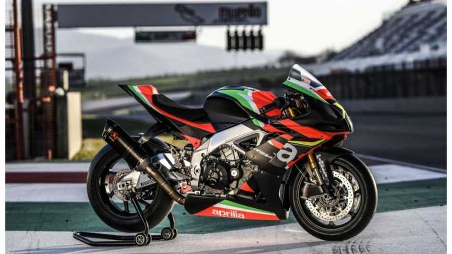 Aprilia Releases Limited Track-Only RSV4 X