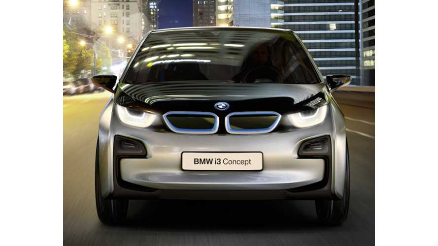 BMW i3 To Be Priced Between 35,000 and 40,000 Euros ($43-49K US)