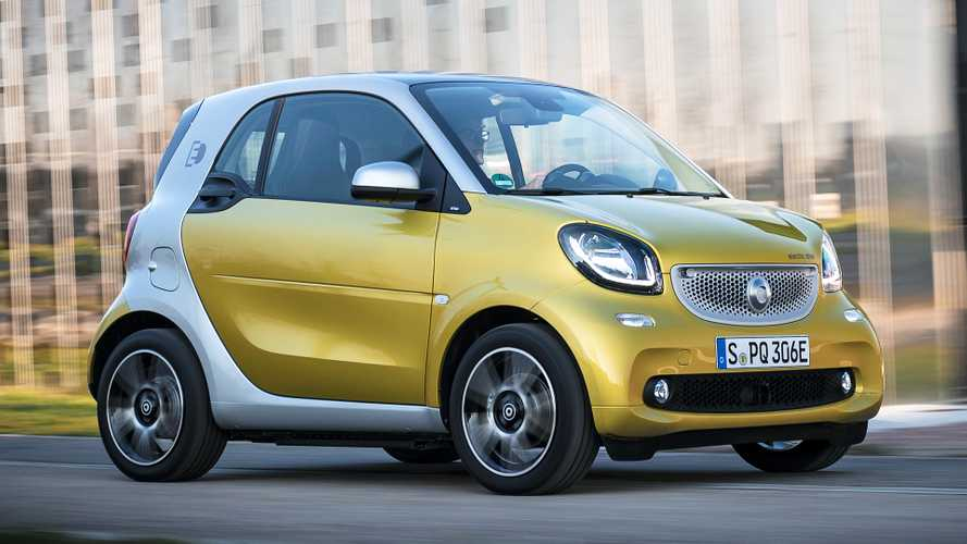Remember Smart? It's switching from cute city cars to SUVs