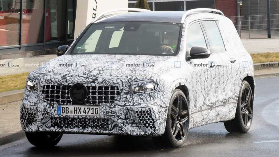 Mercedes-AMG GLB 35 Spotted As The GLK AMG We Never Got