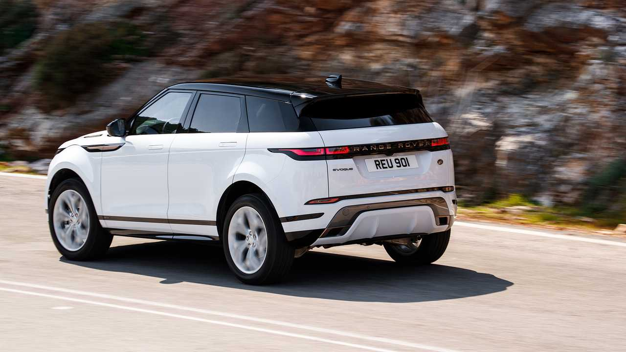 2020 Land Rover Range Rover Evoque First Drive: Slow And Steady Style