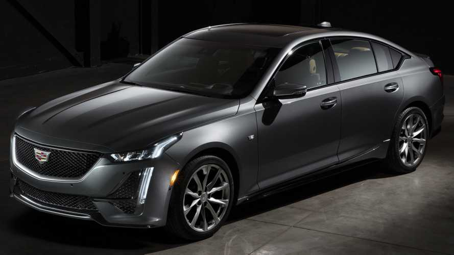 Cadillac CT5 (2020): CTS-Nachfolger offiziell vorgestellt