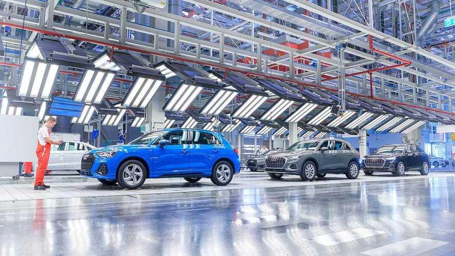 Hatalmas leépítésekre készülhet a győri Audi