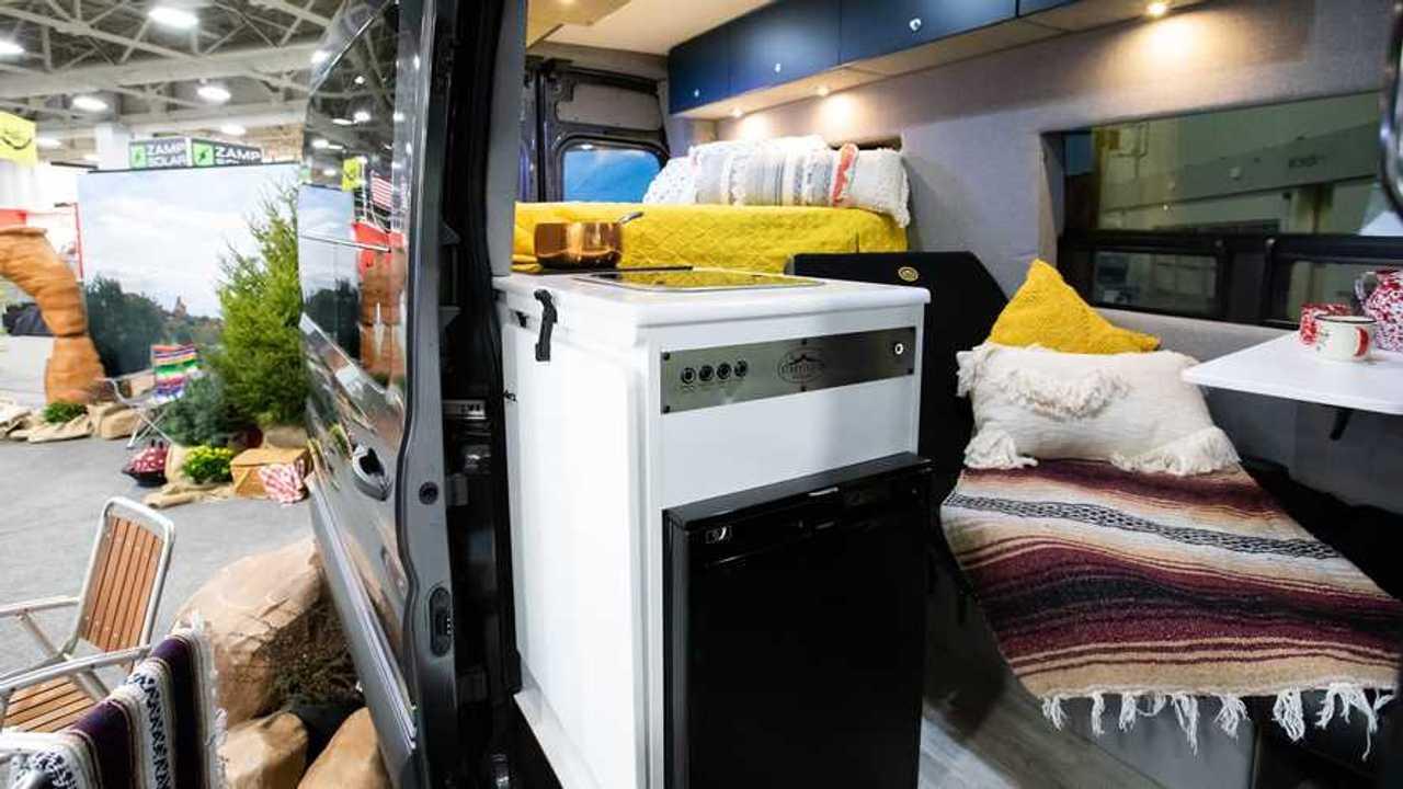 Storyteller Overland Mode 4x4 Camper Vans Are Adventure-Ready