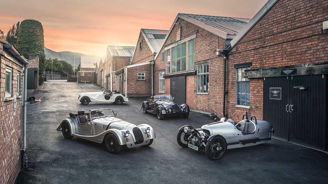Morgan 110th Anniversary Range