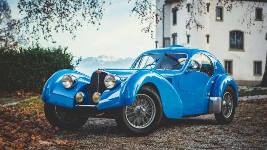 Bugatti Type 57 Atlantic, una réplica valorada en 850.000 euros