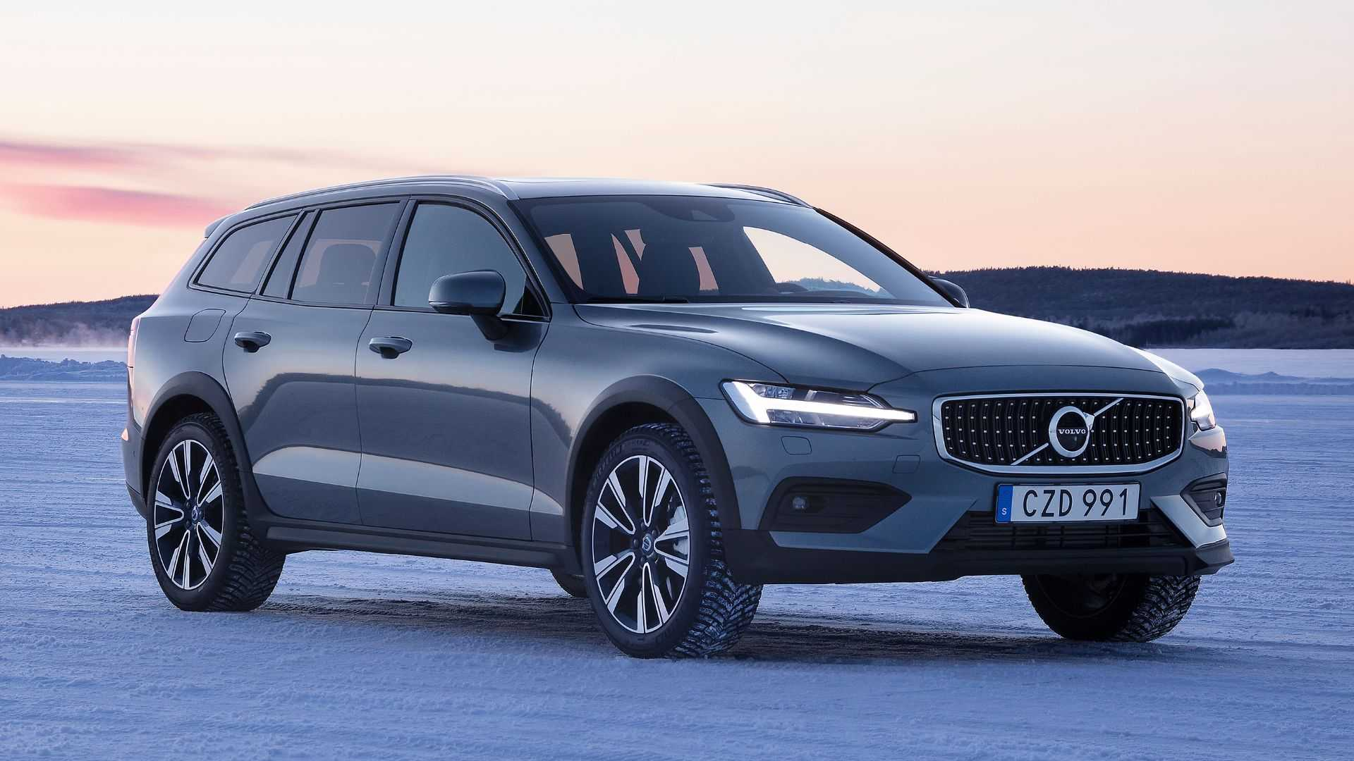 Volvo V60 Cross Country >> 2020 Volvo V60 Cross Country First Drive Swede Swede Victory