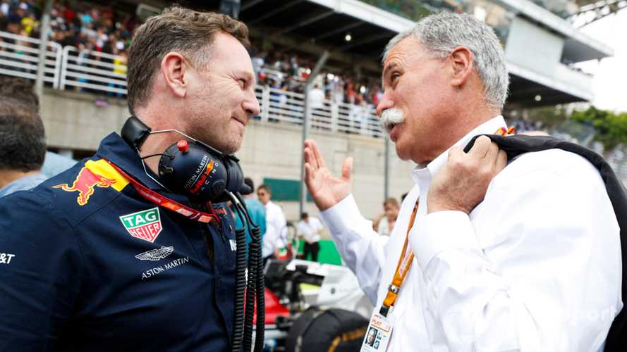 2019 F1 rules an expensive 'mistake' says Red Bull boss