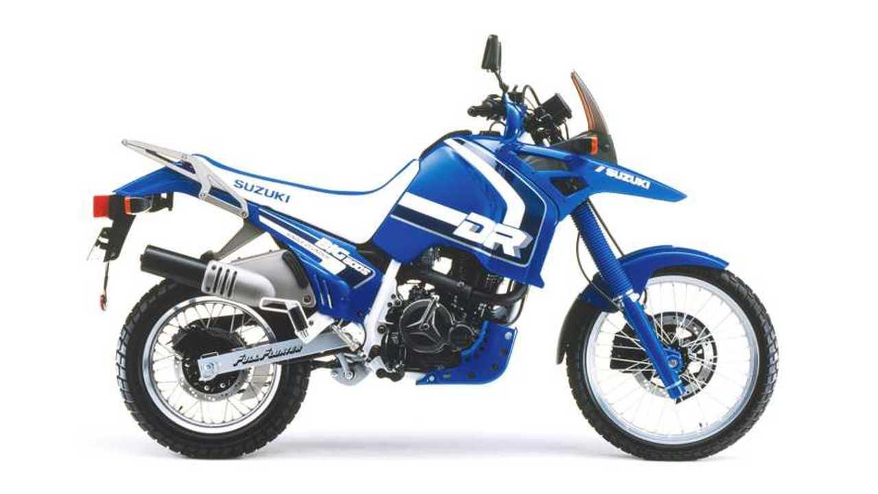 Suzuki DR Big Feature