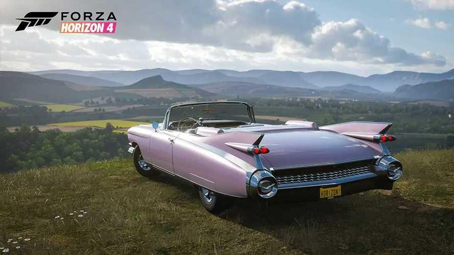 Forza Horizon 4 new cars