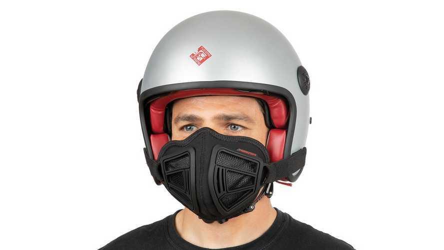 Tucano Urbano te protege de la contaminación al circular en moto