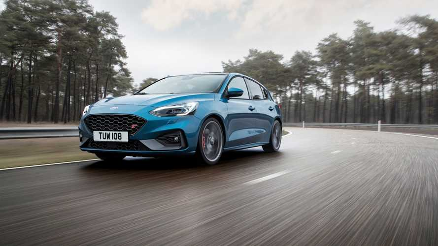 Ford Focus ST 2019, así acelera de 0 a 100 km/h en 5,7 segundos