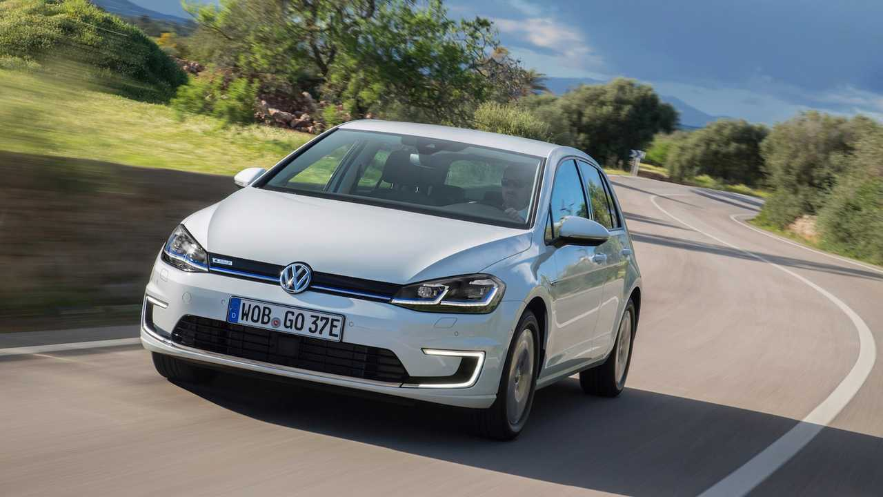 8.- Volkswagen e-Golf 2019