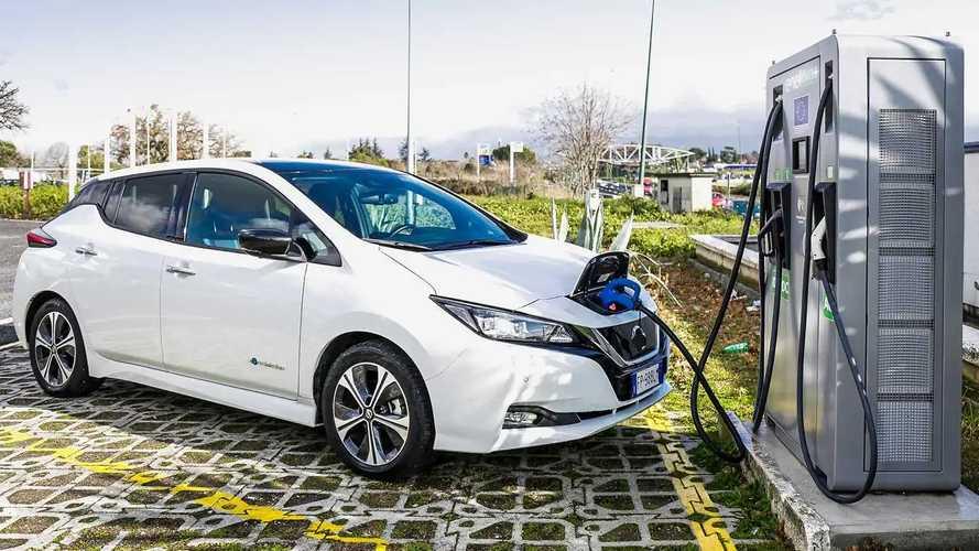 Nissan Leaf, progetto EVA+