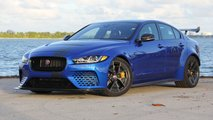 2019 Jaguar XE SV Project 8: Review
