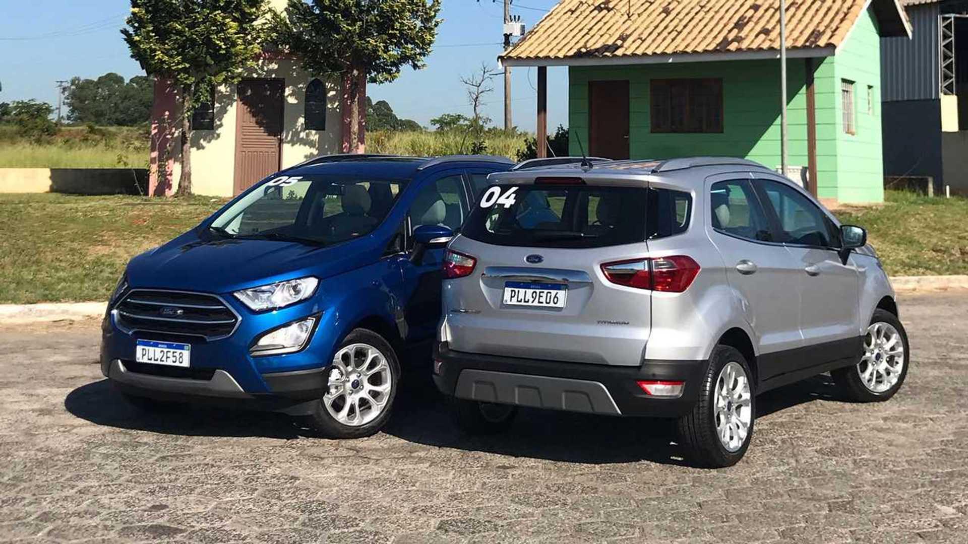 Ford Lança Ecosport 2020 E Ganha Versão Sem Estepe Por R
