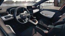 Renault Clio 5 (2019) intérieur