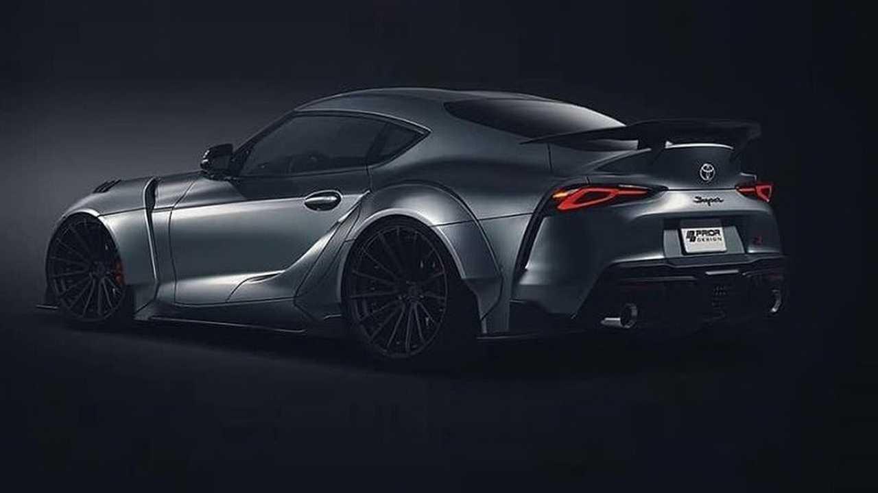 2020 Toyota Supra by Prior Design