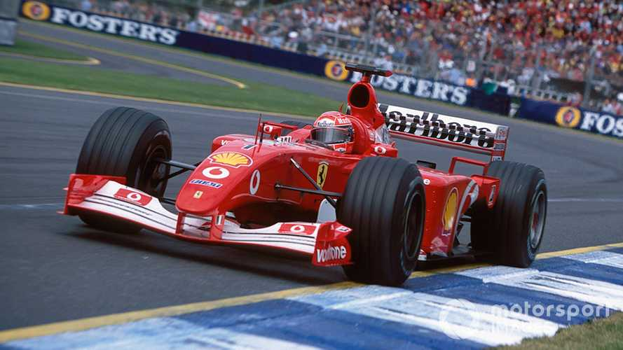 The story behind one of Michael Schumacher's greatest F1 cars