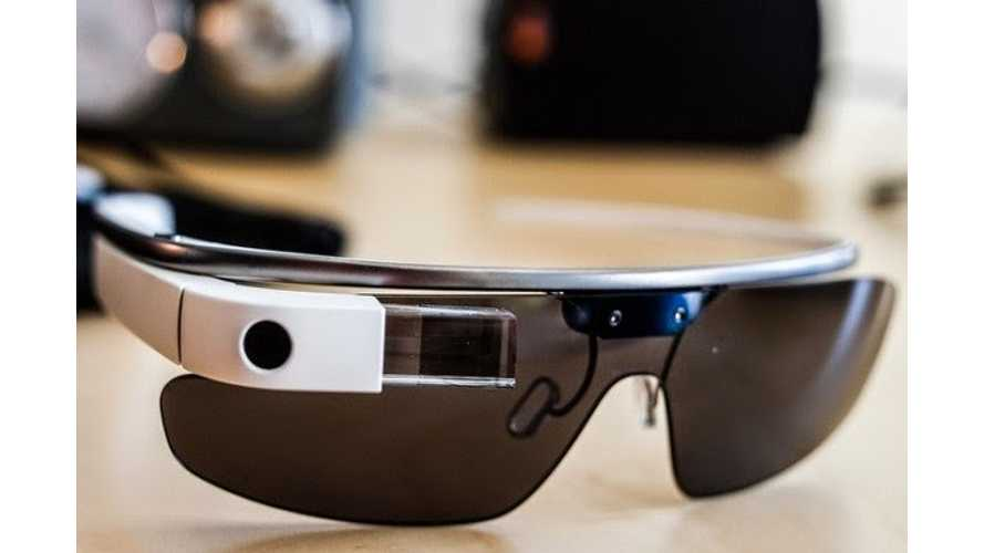 SemaConnect Google Glass Project Makes Charging A Wearable Experience