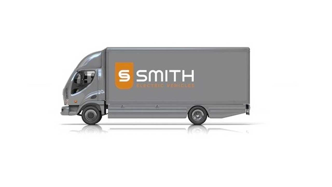 Smith Electric Vehicles Out of Cash - Production Suspended