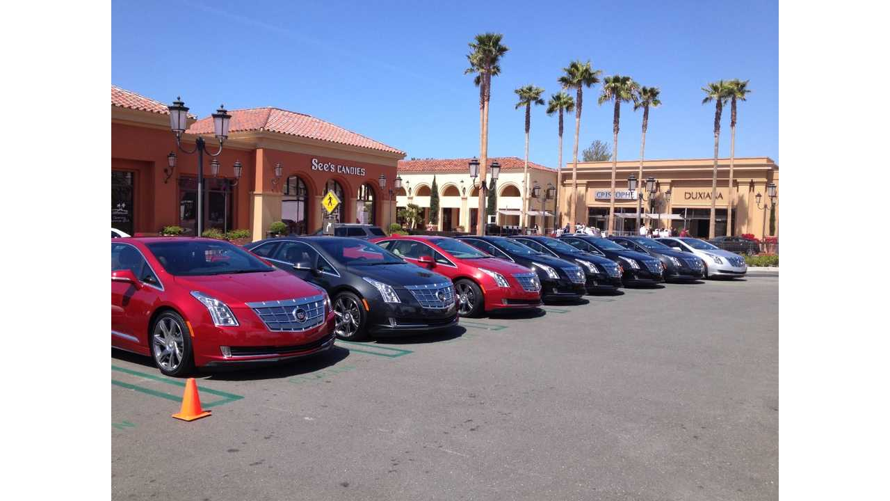 Like Tesla, Cadillac Schedules Series Of Upcoming ELR Public Test Drive Events