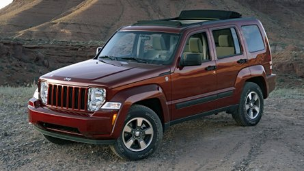 Jeep Liberty Owners With Sky Slider Roof Are Screwed