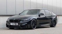 Neue H&R-Fahrwerkskomponenten für BMW M3