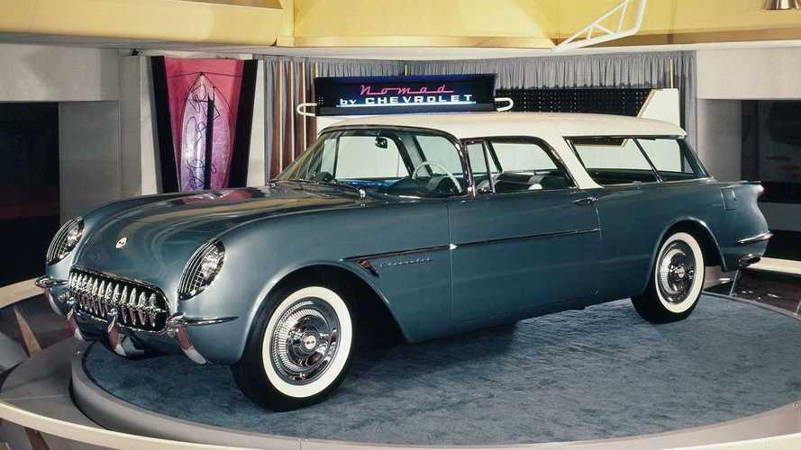 История Chevrolet Nomad