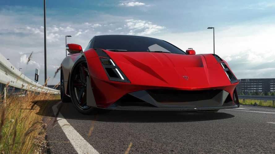 Illyrian Pure Sport хочет стать первым албанским суперкаром