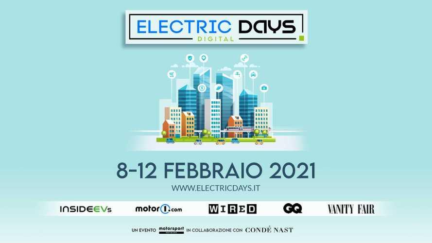 Arriva Electric Days Digital, l'evento per capire la mobilità elettrica