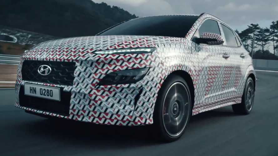 Hyundai Kona N Confirmed For US, Coming Later This Year