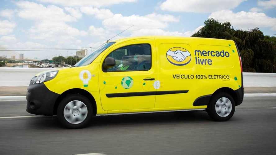 Mercado Livre vai financiar veículos elétricos para entregadores no Brasil