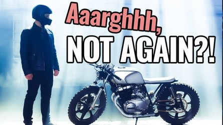 7 Things Roland Hates About Riding A Motorcycle