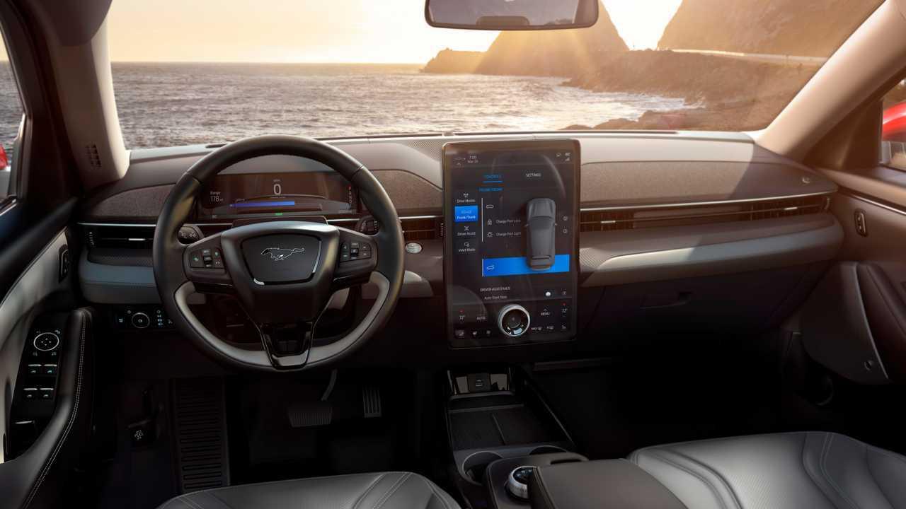 Ford Mustang Mach-E Interior