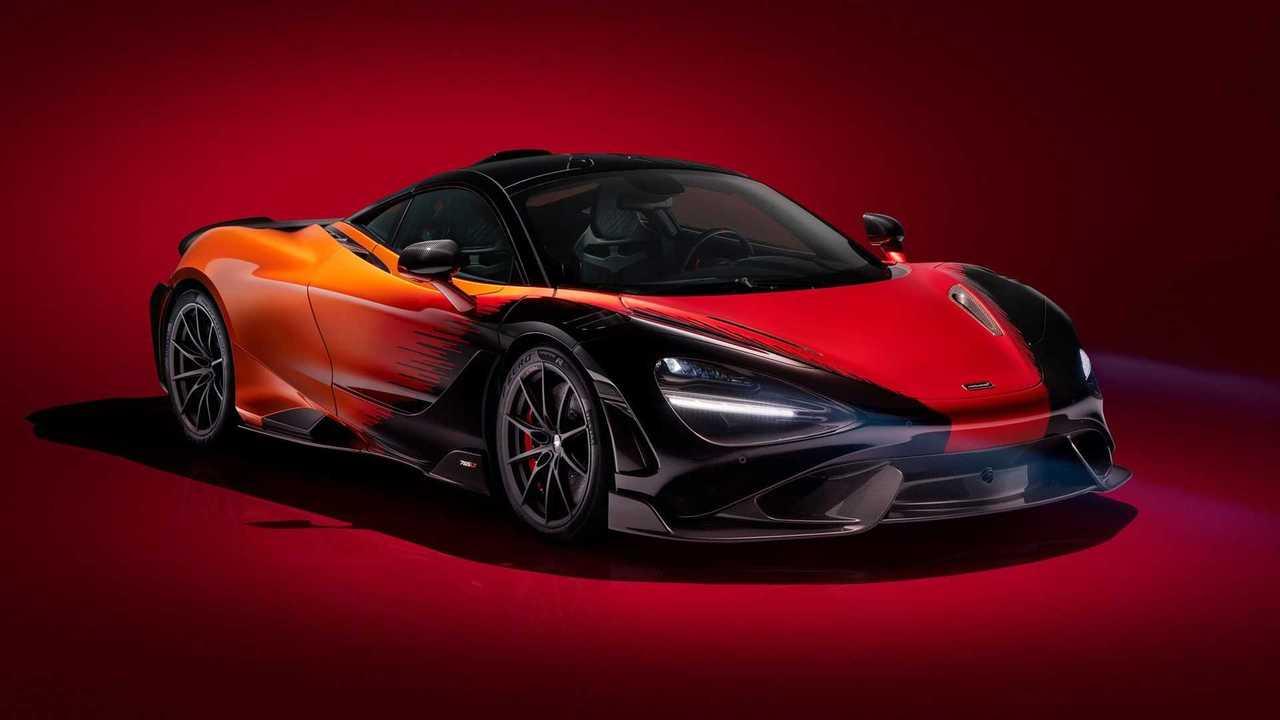 McLaren 765LT Strata Theme por MSO