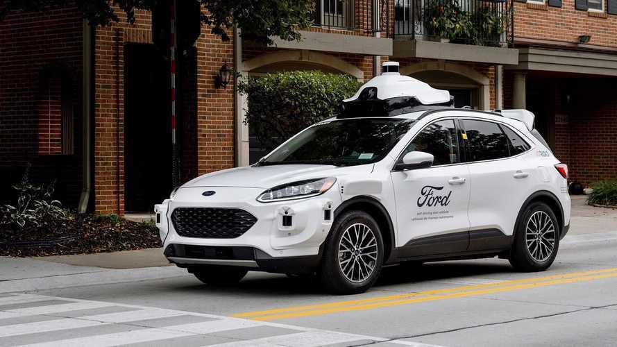 Ford antecipa novidades do carro autônomo que será lançado em 2022