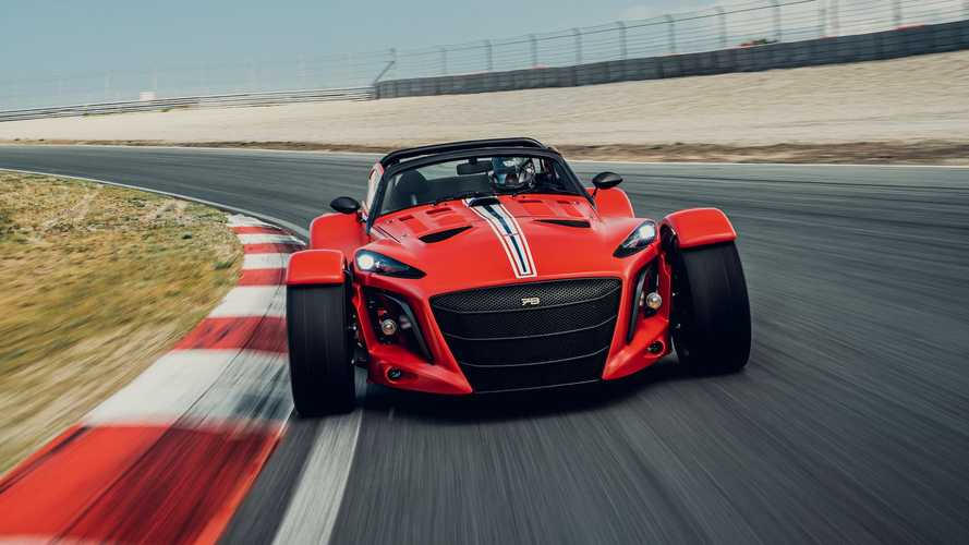 Donkervoort D8 GTO JD70 R: un roadster exclusivo para circuito